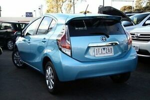 2015 Toyota Prius c Blue Constant Variable Hatchback Frankston Frankston Area Preview