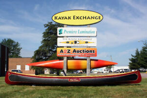 The Kayak Exchange ~ we pay the HST Sale!