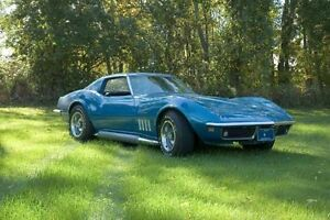 1969 Corvette 427 Tripower Tribute