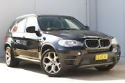 2011 BMW X5 E70 MY11.5 xDrive30d Steptronic Black 8 Speed Sports Automatic Wagon Liverpool Liverpool Area Preview