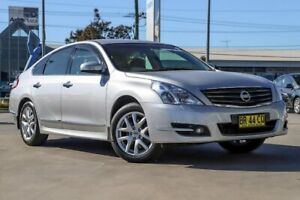 2013 Nissan Maxima J32 MY11 250 X-tronic ST-L Silver 6 Speed Constant Variable Sedan Kirrawee Sutherland Area Preview