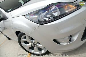 2010 Ford Focus LV XR5 Turbo Moondust Silver 6 Speed Manual Hatchback Northbridge Perth City Area Preview