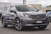 2014 Honda CR-V RM MY15 VTi-L 4WD Grey 5 Speed Sports Automatic Wagon Mount Gravatt Brisbane South East Preview