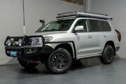 2015 Toyota Landcruiser VDJ200R MY13 GXL (4x4) Silver 6 Speed Automatic Wagon Woodridge Logan Area Preview
