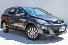 2011 Mazda CX-7 ER10L2 Classic Activematic Grey 5 Speed Sports Automatic Wagon Embleton Bayswater Area Preview