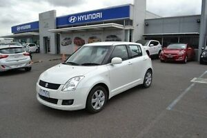 2010 Suzuki Swift RS415 S White Manual Strathmore Heights Moonee Valley Preview