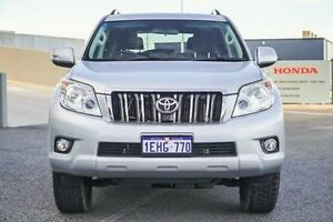 2013 Toyota Landcruiser Prado KDJ150R 11 Upgrade GXL (4x4) Silver 5 Speed Sequential Auto Wagon Wangara Wanneroo Area Preview