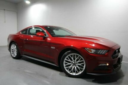 2017 Ford Mustang FM MY17 GT Fastback SelectShift Red 6 Speed Sports Automatic Fastback