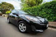 2012 Mazda 3 BL10F2 Neo Activematic Black 5 Speed Sports Automatic Sedan Hove Holdfast Bay Preview