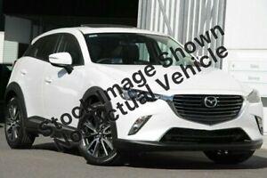 2016 Mazda CX-3 DK2W76 Akari SKYACTIV-MT White 6 Speed Manual Wagon Chermside Brisbane North East Preview
