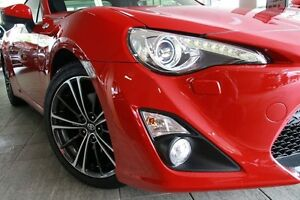 2014 Toyota 86 ZN6 MY14 Upgrade GTS Red 6 Speed Sequential Auto Coupe Roseville Ku-ring-gai Area Preview