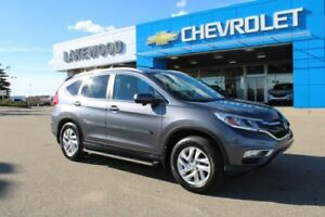 2015 Honda CR-V EX (Sunroof, Keyless Entry)