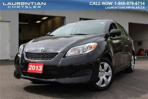 2013 Toyota Matrix -ONE OWNER+MANUAL TRANS