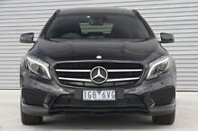 2015 Mercedes-Benz GLA 250 4MATIC  Purple Sports Automatic Dual Clutch Wagon Ringwood East Maroondah Area Preview
