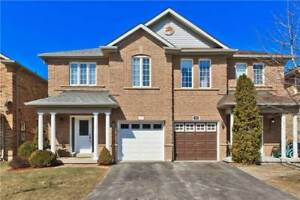 Gorgeous And Immaculate 3 Bedroom Semi-Detached in Brampton
