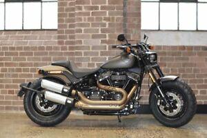 2020 Harley-Davidson FAT BOB 114 (FXFBS) Road Bike 1868cc