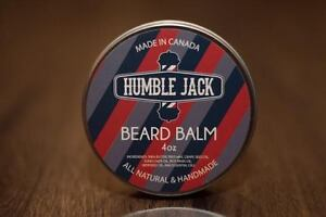 Humble Jack Beard Balm! 4oz Tin
