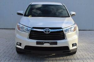 2014 Toyota Kluger GSU50R GX 2WD White 6 Speed Sports Automatic Wagon Embleton Bayswater Area Preview