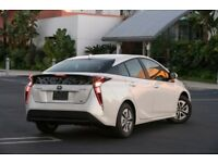 RENT HIRE BRAND NEW HYBRID TOYOTA PRIUS 2018! PCO CAR HIRE & READY FOR UBER!