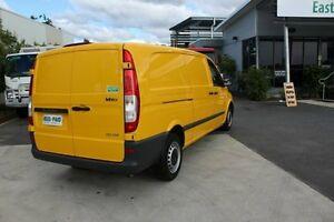 2012 Mercedes-Benz Vito 639 MY11 113CDI SWB Yellow 6 Speed Manual Van Acacia Ridge Brisbane South West Preview