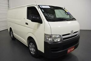 2006 Toyota Hiace KDH200R LWB French Vanilla 4 Speed Automatic Van Moorabbin Kingston Area Preview