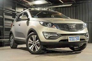 2014 Kia Sportage SL Series II MY13 Platinum Silver 6 Speed Sports Automatic Wagon Wangara Wanneroo Area Preview