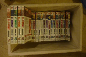 Manga Graphic Novels Collections Many Genres Will Trade Lot #1
