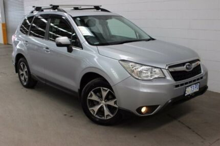 2015 Subaru Forester S4 MY15 2.5i-L CVT AWD Silver 6 Speed Constant Variable Wagon Burnie Area Preview