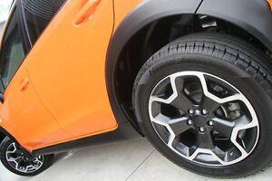 2013 Subaru XV G4X MY14 2.0i-L Lineartronic AWD Orange 6 Speed Constant Variable Wagon