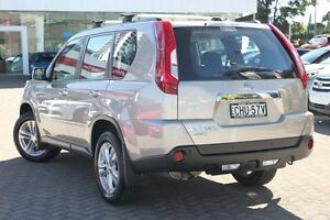 2012 Nissan X-Trail T31 MY11 ST (4x4) Gold 6 Speed CVT Auto Sequential Wagon Zetland Inner Sydney Preview