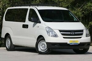 2011 Hyundai iLOAD TQ-V MY11 White 5 Speed Manual Van Ferntree Gully Knox Area Preview