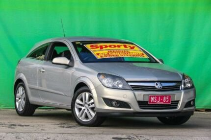 2007 Holden Astra AH MY07.5 CDX Silver 5 Speed Manual Coupe Ringwood East Maroondah Area Preview
