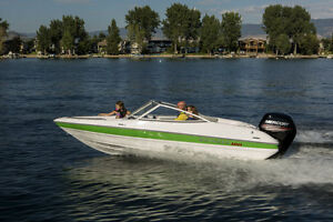 NEW 18 FT BR  90 HP MERC 4 STROKE $64.00 Weekly Tax In o.a.c