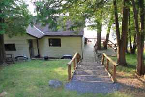Moira Lake cottage rental