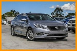 2016 Hyundai Sonata LF3 MY17 Active Grey 6 Speed Sports Automatic Sedan Aspley Brisbane North East Preview