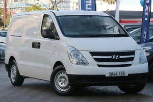 2013 Hyundai iLOAD TQ MY14 White 5 Speed Automatic Van Zetland Inner Sydney Preview