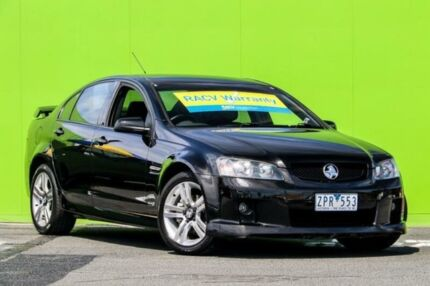 2009 Holden Commodore VE MY10 SV6 Black 6 Speed Sports Automatic Sedan Ringwood East Maroondah Area Preview