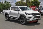 2017 Toyota Hilux GUN126R SR5 Double Cab White 6 Speed Sports Automatic Utility Noosaville Noosa Area Preview