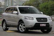 2009 Hyundai Santa Fe CM MY09 SLX Silver 5 Speed Sports Automatic Wagon Windsor Brisbane North East Preview