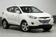 2013 Hyundai ix35 LM Series II Active (FWD) White 6 Speed Automatic Wagon Bentley Canning Area Preview