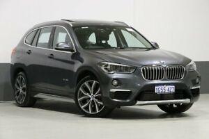 2017 BMW X1 F48 MY18 xDrive 25i M Sport Grey 8 Speed Automatic Wagon