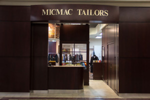 Mic Mac Tailors - Cashier and Customer Service Position