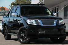 2011 Nissan Navara D40 S6 MY12 ST-X 550 Black 7 Speed Auto Seq Sportshift Utility Nundah Brisbane North East Preview