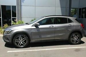2016 Mercedes-Benz GLA180 X156 806MY DCT Grey 7 Speed Sports Automatic Dual Clutch Wagon Hilton West Torrens Area Preview