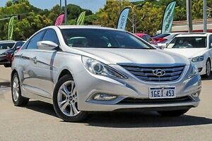 2011 Hyundai i45 YF MY11 Elite Silver 6 Speed Sports Automatic Sedan Myaree Melville Area Preview