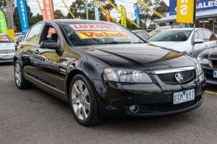 2007 Holden Calais VE V Black 5 Speed Sports Automatic Sedan Ringwood East Maroondah Area Preview