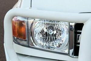 2014 Toyota Landcruiser VDJ76R MY13 GXL White 5 Speed Manual Wagon Wangara Wanneroo Area Preview