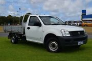 2005 Holden Rodeo RA DX White 5 Speed Manual Cab Chassis East Rockingham Rockingham Area Preview