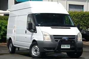 2010 Ford Transit VM High Roof White 6 Speed Manual Van Acacia Ridge Brisbane South West Preview