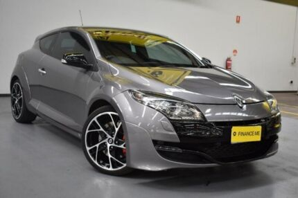 2011 Renault Megane III D95 R.S. 250 Cup Grey 6 Speed Manual Coupe Brooklyn Brimbank Area Preview